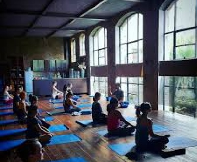 soham y ashtanga yoga barcelona