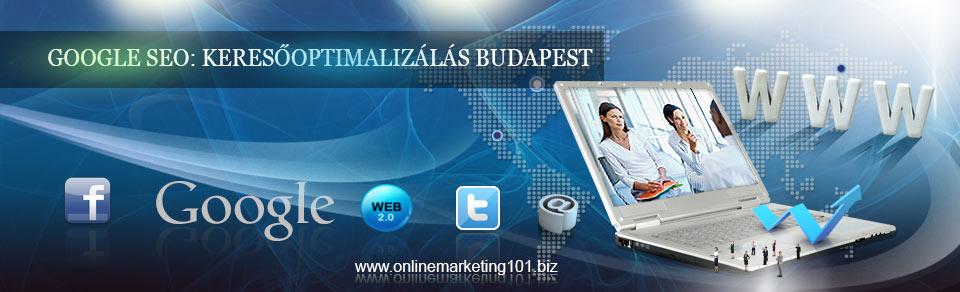 Google seo: keresőoptimalizálás Budapest és google kereső
